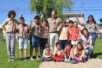 Grupo Scout San Francisco de Asís, de San José: Amor a la Patria, solidaridad y compromiso