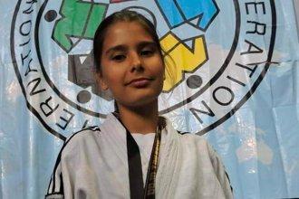 Judoca entrerriana se preparaba para competir en México, pero tuvo que renunciar porque no llegó a reunir el dinero