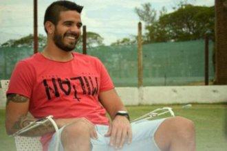 Para ayudar al equipo de sus amores, Diego Jara volverá a jugar en Concordia