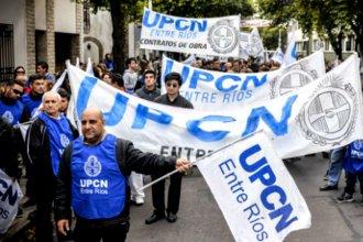 """Fallo favorable a sindicato en un juicio por """"atentado a la autoridad"""" a dirigentes entrerrianos"""