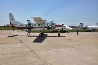 Aterrizaje de emergencia en Concordia permitió salvar a una menor que se desangraba