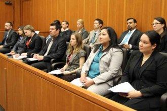 Ciudadanos de a pie juzgarán delitos graves en Entre Ríos