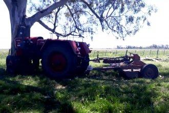 Día de trabajo en el campo tuvo un desenlace fatal para un entrerriano