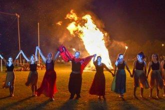 Las costumbres argentinas tienen una fiesta oficial en la costa del Uruguay