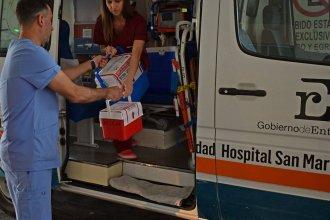Gracias a una donación multiorgánica, pudieron realizar trasplantes renales y de córneas