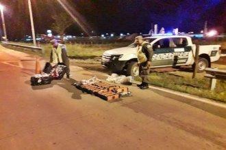 Contrabando en colectivo: Gendarmería incautó mercadería ilegal por más de 150 mil pesos