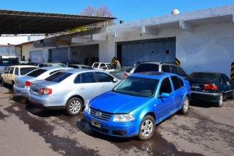 Expondrán los 39 vehículos oficiales que el Estado provincial rematará