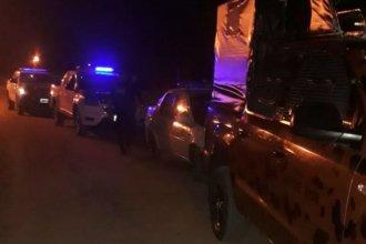 Personal policial de ocho departamentos intervino en 10 allanamientos por narcotráfico