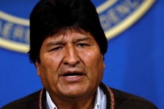 """Evo Morales anunció nuevas elecciones y llamó a """"bajar la tensión y pacificar Bolivia"""""""