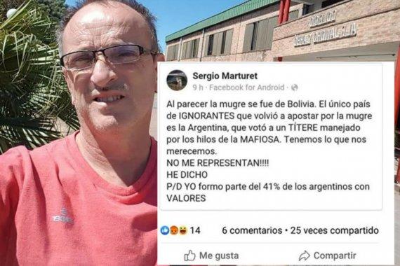 ¿Cuenta hackeada?: El rector del colegio asegura que no escribió el mensaje agresivo