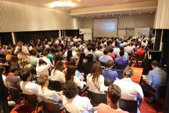 Por octavo año, Salto Grande organiza un encuentro para promover el intercambio de conocimientos y experiencias