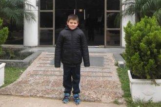 Piden ayuda para Joaquín: tiene síndrome de Duchenne y necesita tratamiento para mejorar su calidad de vida