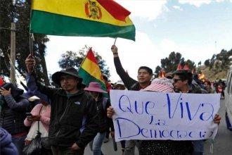 La situación boliviana: un salto para atrás