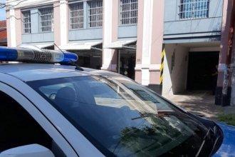 Trágica muerte en ciudad entrerriana: un hombre cayó del tinglado de una cochera y falleció