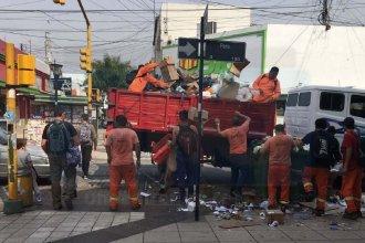 La Justicia ordenó al municipio de Paraná que reestablezca la normal recolección de residuos