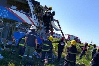 Gualeguaychú: liberaron al chofer del micro que protagonizó el accidente por el que murieron 5 personas
