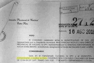 """Camino a Mayo: """"Burocracia, desidia y convenios que no se cumplen"""""""