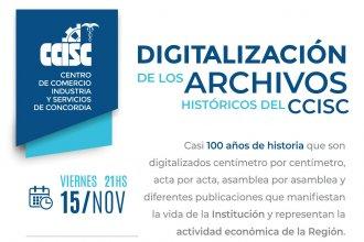 Para preservar la memoria, digitalizaron casi un siglo de historia