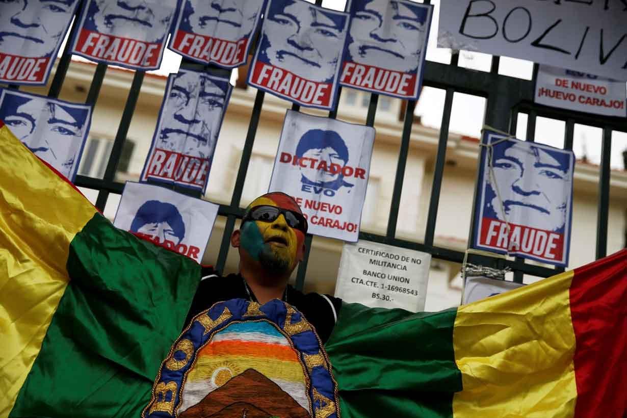 México le concede asilo político a Evo Morales - Internacionales