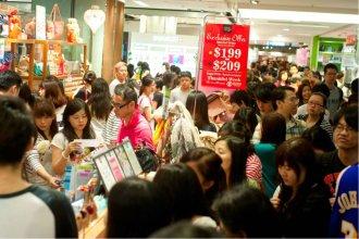 El Día del Soltero: nombre chino del Día Universal del Consumismo
