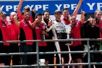 En Concordia, Matías Rossi gritó campeón por primera vez en el Top Race
