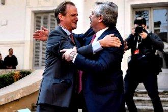 Bordet, entre los cinco cimientos claves sobre los que se apoyará Fernández