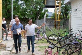 Obras paralizadas: firmaron actas por $28 millones para finalizar un jardín de infantes en el sur de Concordia