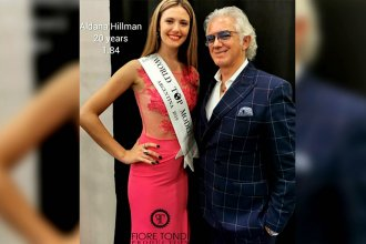 Joven niñera entrerriana será la embajadora argentina en el World Top Model
