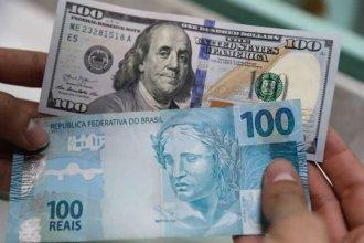 Devaluó la moneda de Brasil y podría tener su impacto en Argentina
