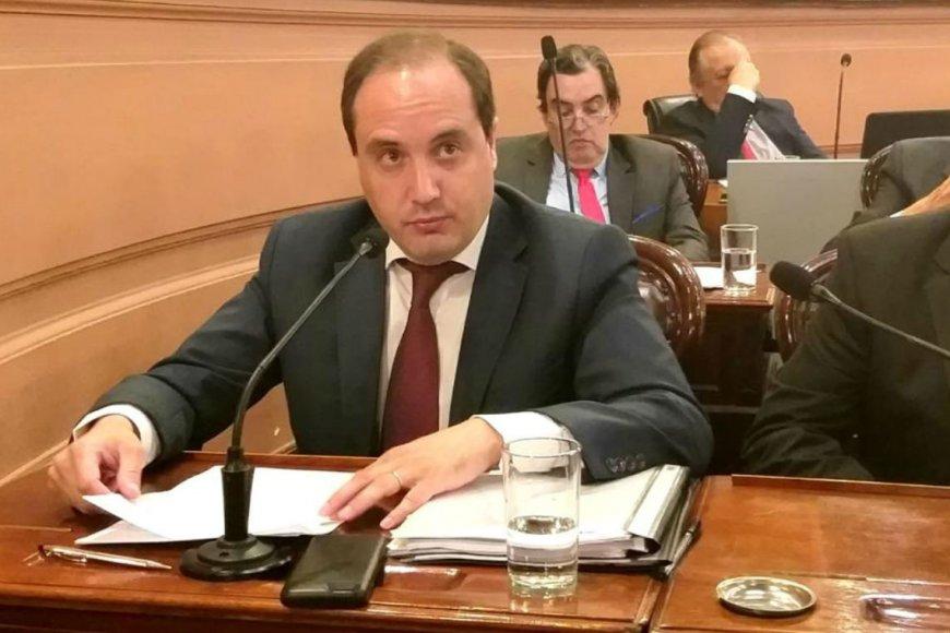 La Madrid cargó contra el proyecto.