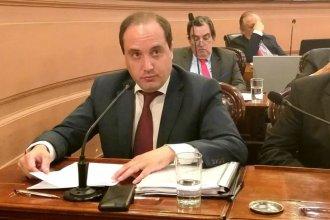 """La Madrid cuestionó el """"apuro"""" por aprobar el Presupuesto provincial"""