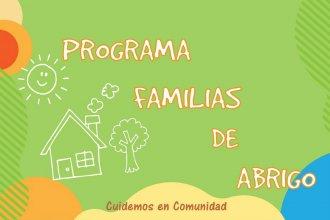 "Copnaf relanza ""Familias de Abrigo"", el programa que da guarda transitoria a bebés de 0 a 2 años"