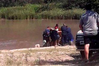 Sin saber nadar, se arrojó al agua en zona no habilitada y murió ahogado