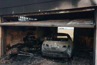 La Justicia condenó al principal acusado de incendiar el garaje del intendente de Basavilbaso