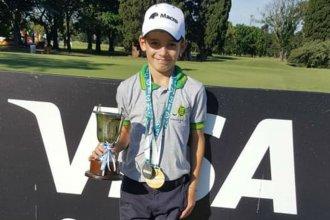 Desde Entre Ríos, viajó a Buenos Aires e hizo historia en el Promesas Cup