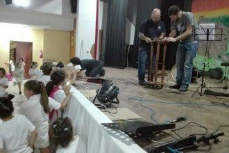 En el acto por el Día de la Música, los alumnos cantarán al ritmo de un precursor del rock argentino
