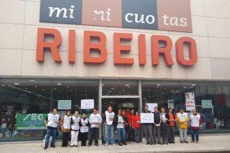 """Tras una """"larga negociación"""", empleados de Ribeiro acordaron el pago de la indemnización y de lo adeudado"""