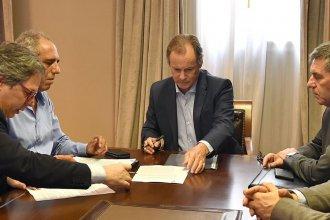 Bordet firmó acuerdos con Nación por casi $700 millones para garantizar la continuidad de la obra pública