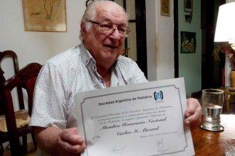 Gualeguaychú despide con dolor al doctor Carlos María Alazard, pediatra, neonatólogo y genetista