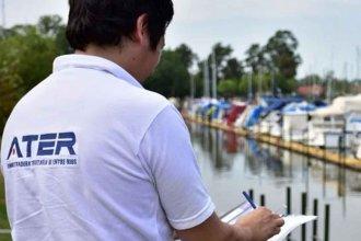Evasión: Detectan 7.200 embarcaciones deportivas sin declarar en Entre Ríos