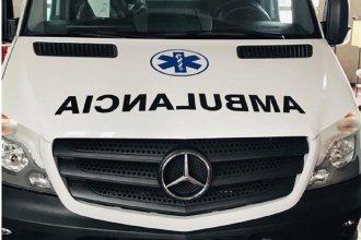 Gracias al aporte de Salto Grande, el hospital Carrillo contará con una nueva ambulancia