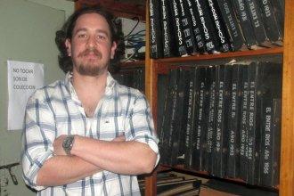 El archivo de El Entre Ríos inspiró una tesis presentada en la UNER de Paraná