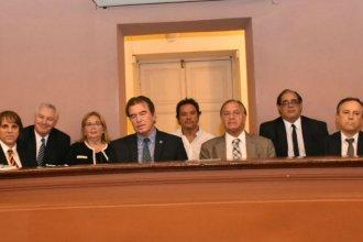 Emilio Castrillón no esconde sus ganas de continuar presidiendo el STJ