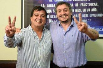 ¿De qué hablaron Casaretto y Máximo Kirchner en 3 horas de reunión?