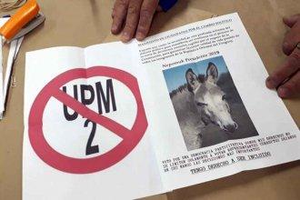 """Los originales """"votos antisistema"""" en el Uruguay: """"Nepomuk presidente"""" y """"Fuera UPM 2"""""""