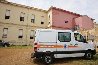 El hospital Carrillo ya cuenta con nueva ambulancia de alta complejidad