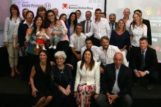 Fundación Banco Entre Ríos otorgó su distinción al compromiso social 2019