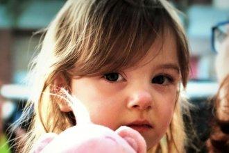 """Pequeña de 3 años necesita un trasplante de corazón: """"Esperemos con fe"""""""