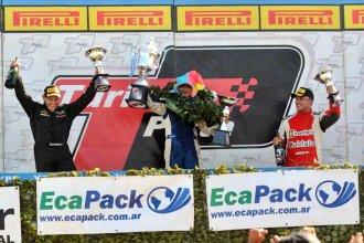 Luciano lo hizo: a 20 años del último título, un concordiense volvió a consagrarse campeón argentino