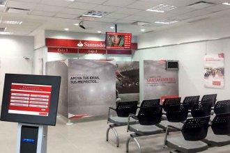Banco Santander Río cierra una sucursal en Concordia
